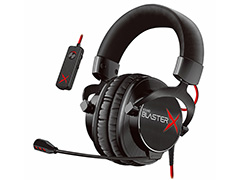 Creative,ゲーマー向けヘッドセット「Sound BlasterX H7 Tournament Edition」「Sound BlasterX H5 Tournament Edition」を国内発売