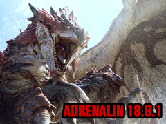 「MONSTER HUNTER: WORLD」など4タイトルへの最適化を果たした「Radeon Software Adrenalin Edition 18.8.1」