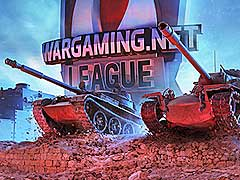��World of Tanks�פΥ��ե饤����񡤡�Wargaming.net League APAC Season I Finals 2016-2017�פ����ɥˡ��dz��š����ܥ������B-Gaming�פ�о줹���������ͤ�twitch�ȥ˥������ۿ�