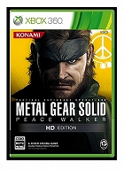 METAL GEAR SOLID PEACE WALKER HD EDITION