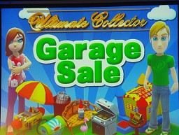 Ultimate Collector: Garage Sale