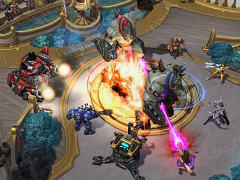 「Heroes of the Storm」に1週間ごとにルールが変更される新モード「Heroes Brawl」が実装予定