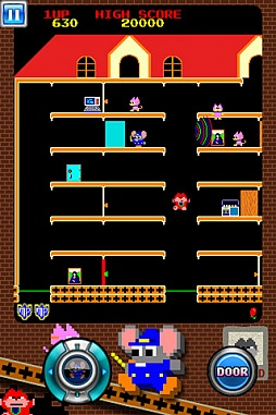 MAPPY by NAMCO
