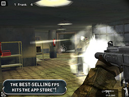 BATTLEFIELD: BAD COMPANY 2 for iPad
