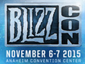 「BlizzCon 2015」は11月6日,7日に開催。チケット販売は4月15日と18日の2回
