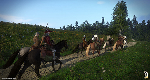 画像(003)「Kingdom Come: Deliverance」のDLC第3弾,「Band of Beasts」が2019年2月5日にリリース