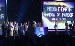 画像集#001のサムネイル/[GDC 2015]「Game Developers Choice Awards」のGame of the Yearは「Middle-earth:Shadow of Mordor」に。坂口博信氏は生涯功労賞に輝く