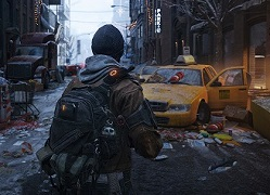 [E3 2015]「Tom Clancy's The Division」欧米での発売日が2016年3月8日に決定。最新PVも公開
