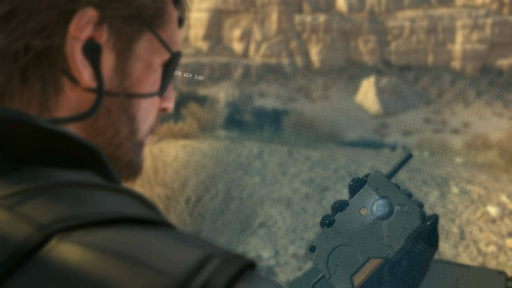 MGS | METAL GEAR SOLID V: THE PHANTOM PAIN
