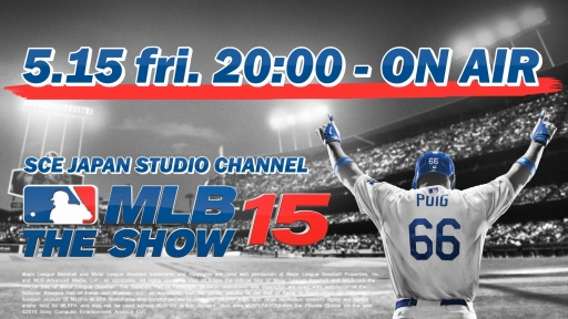 「MLB 15 THE SHOW」,「HELLDIVERS」のニコ生が本日20時配信