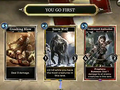 [E3 2016]カードゲーム「The Elder Scrolls: Legends」がMacとiPhone,Android端末に新規対応