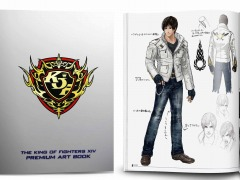 "「THE KING OF FIGHTERS XIV」の初回特典「PREMIUM ART BOOK」の詳細が公開。DLCコスチューム""CLASSIC KYO""のプレイ動画も"