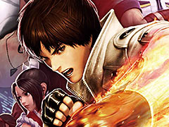 "「THE KING OF FIGHTERS XIV」が本日発売。PS4用テーマの無料配信が開始,""KOF XIV世界一""を決める大会の情報も"