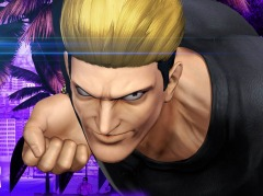 "「THE KING OF FIGHTERS XIV」,オロチ八傑集の1人""山崎竜二""が参戦決定。DLCキャラクターとして今春配信"