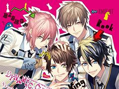 「DYNAMIC CHORD feat.[rêve parfait] Append Disc」のスマホブラウザ版が7月30日に発売。アニメイトゲームスにて