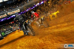 Android版「Ricky Carmichael's Motocross Matchup Pro」がauスマートパスで配信開始