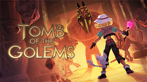 Tomb of the Golems