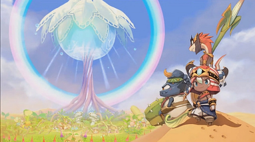 Ever Oasis(仮称)