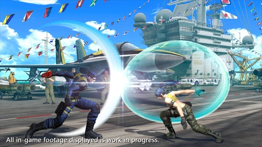 THE KING OF FIGHTERS XIV STEAM EDITION