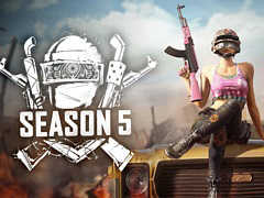 PS4/Xbox One用「PUBG」でSeason5がスタート。Miramarアップデート&Survivor Pass: Badlandsも実装に