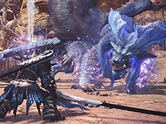 PS4「MONSTER HUNTER: WORLD」,「DREAM MATCH in TGS 2018」の使用クエストが本日再登場