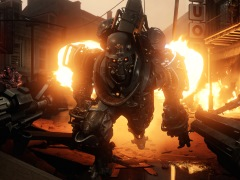 Nintendo Switch版「DOOM」と「Wolfenstein II: The New Colossus」が,2018年に発売決定