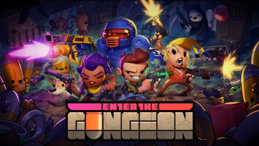 画像(001)Nintendo Switch版「Enter the Gungeon」が販売開始