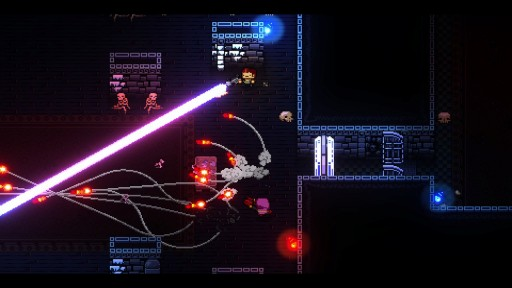 画像(005)Nintendo Switch版「Enter the Gungeon」が販売開始