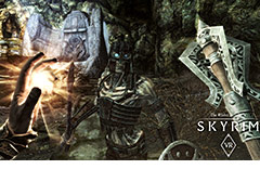 PC版「The Elder Scrolls V: Skyrim VR」がSteamVRで4月3日にリリースへ。対応HMDはHTC ViveとOculus Rift,Windows MR