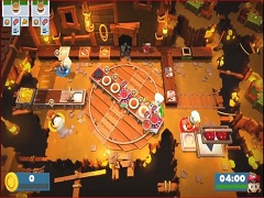 [E3 2018]ドタバタ協力クッキングゲームの新作「Overcooked! 2」が2018年8月7日に配信