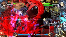 AC版「BLAZBLUE CROSS TAG BATTLE」の稼働日が4月25日に決定。「ALL.Net P-ras MULTI Ver.3」「NESiCAxLive2」の両システムに対応