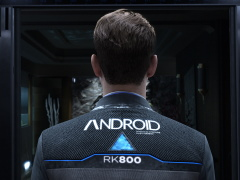 「Detroit: Become Human」「Beyond: Two Souls」「Heavy Rain」のSteam版が,2020年6月18日に登場