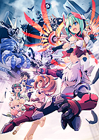 白き鋼鉄のX THE OUT OF GUNVOLT