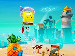 PC版「SpongeBob SquarePants: Battle for Bikini Bottom - Rehydrated」が本日発売。リリーストレイラーが公開