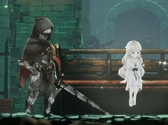 「ENDER LILIES: Quietus of the Knights」アーリーアクセス版プレイレポート。幻想的なビジュアルとエモーショナルな演出のメトロイドヴァニア系アクションゲーム