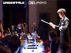 「UNDERTALE」のフルオーケストラコンサートツアー「UNDERTALE Orchestra Concert Tour by JAGMO」が9月14日から全国6都市で順次開催