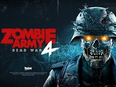 「Zombie Army 4:Dead War」,PS4用の日本語パッケージ版が2020年4月23日に発売。群がるゾンビを蹴散らすアクションシューター