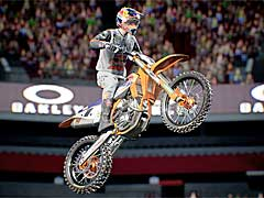 PS4/PS5向けモトクロスレースゲーム「Monster Energy Supercross - The Official Videogame 4」が4月15日にリリース
