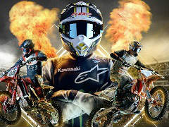 「Monster Energy Supercross 4 - Special Edition」が販売開始。アーリーアクセス権とDLCのシーズンパスのセットにした特別版